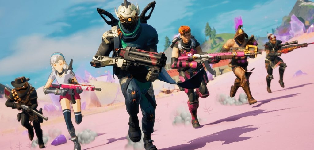 Fortnite Chapter 2 Season 5 Skins