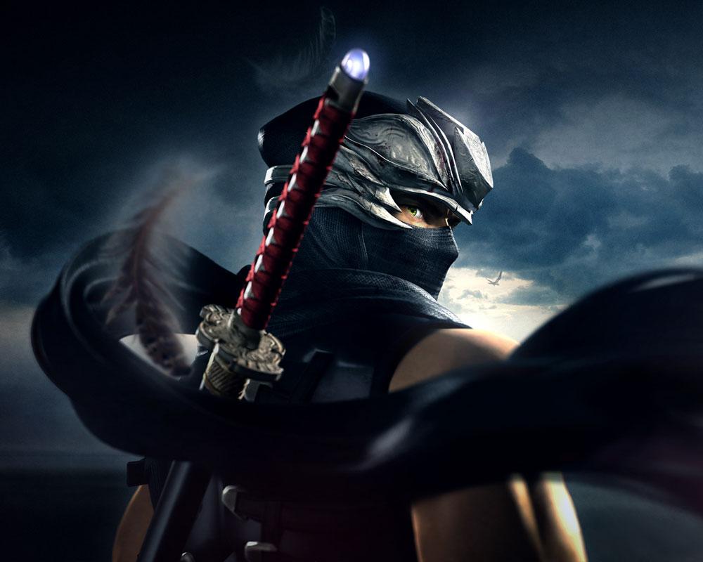 Tyu Hayabusa in Ninja Gaiden