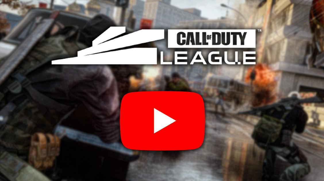 Call of Duty League on YouTube