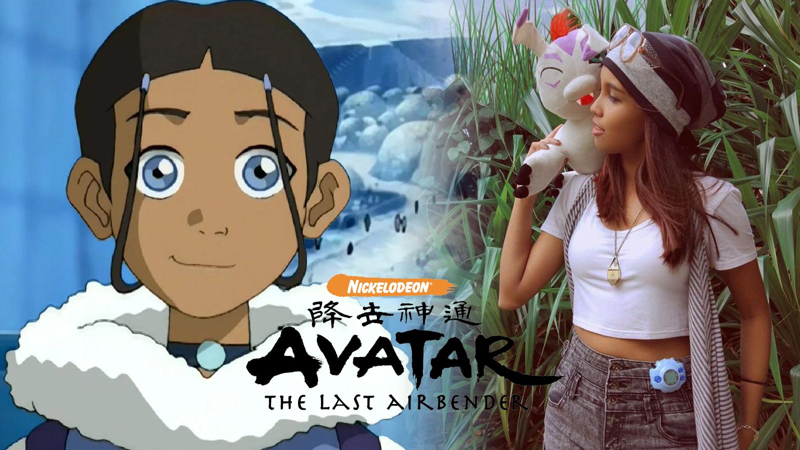 Katara Avatar The Last Airbender Cosplay
