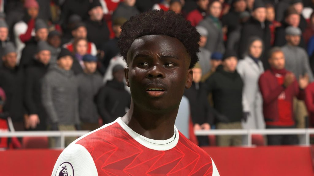 """Breakout Arsenal midfielder Bukayo Saka seems to be a perfect fit for this year's """"Future Stars"""" lineup."""