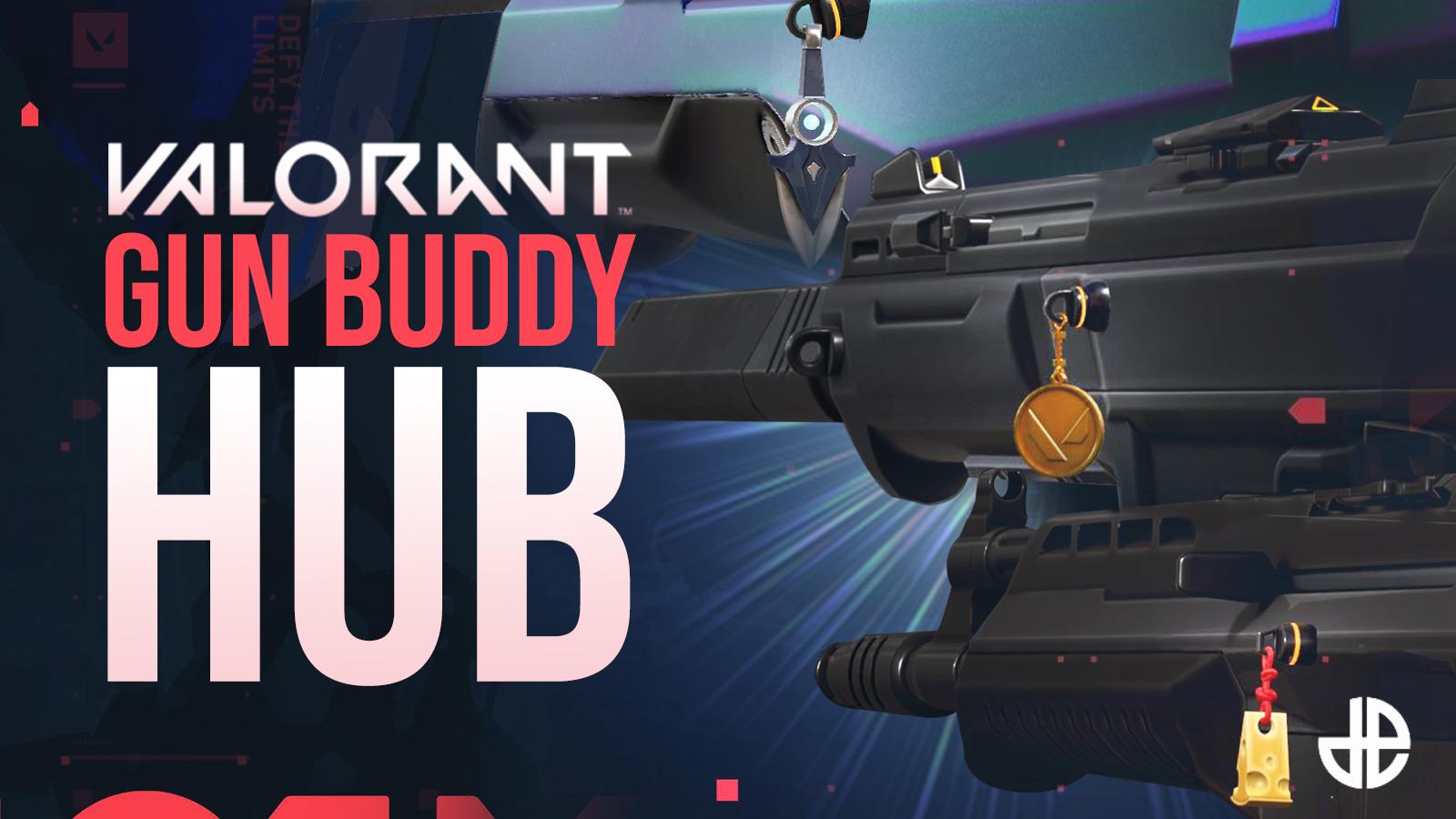 Valorant Gun Buddy Hub