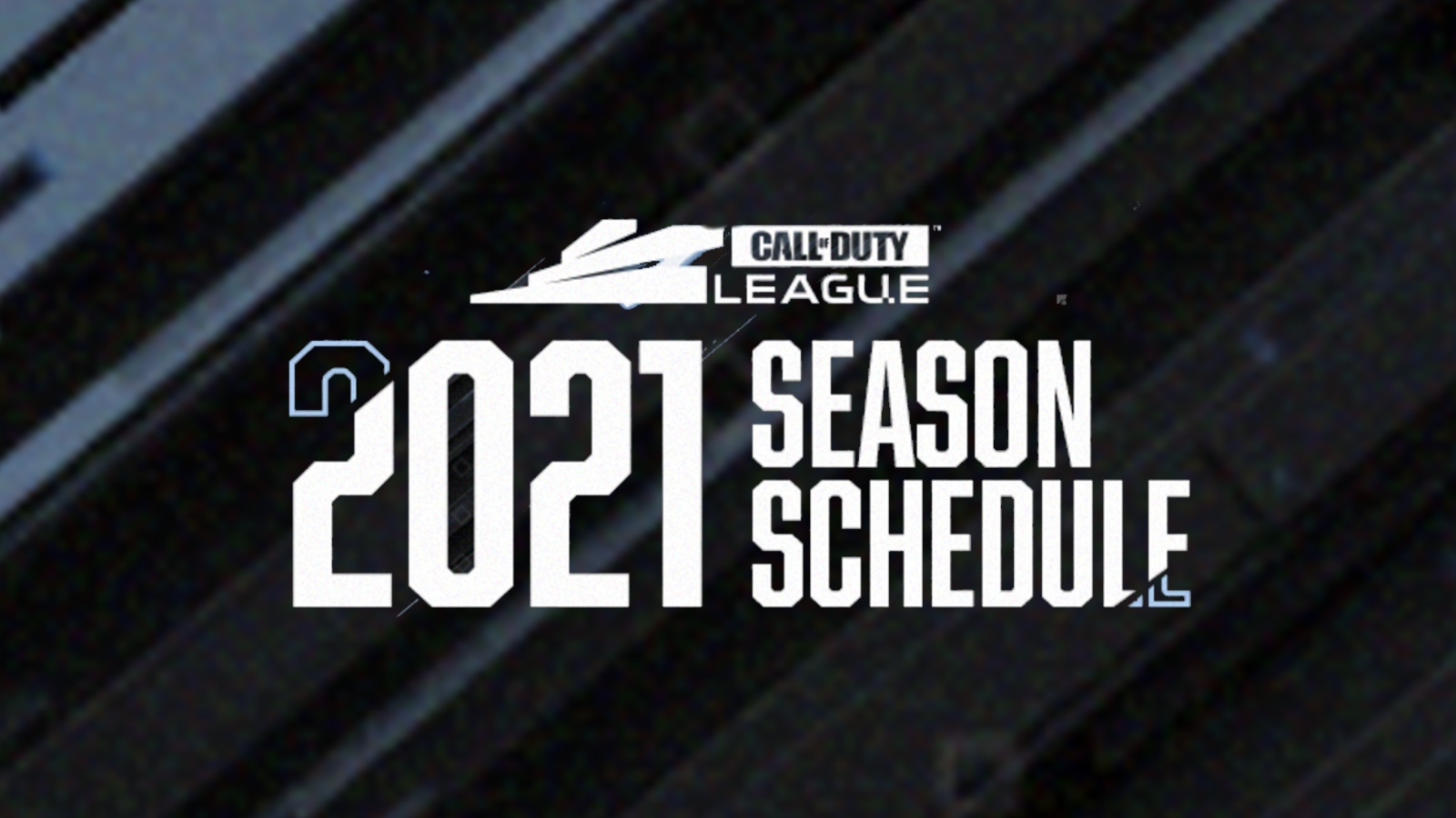 CDL 2021 schedule regular season