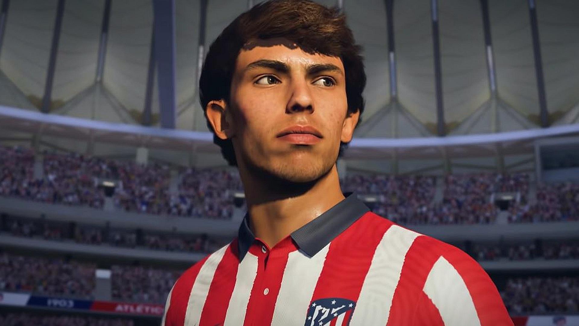 Joao Felix in FIFA 21