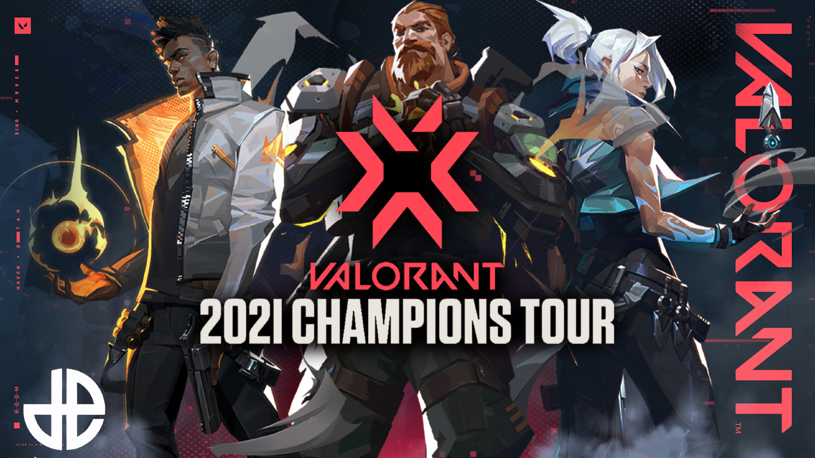 Valorant Champions Tour Global Hub Feature Jett Phoenix Breach