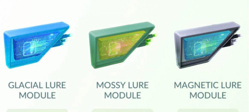 Pokemon Go Magnetic Lure Module