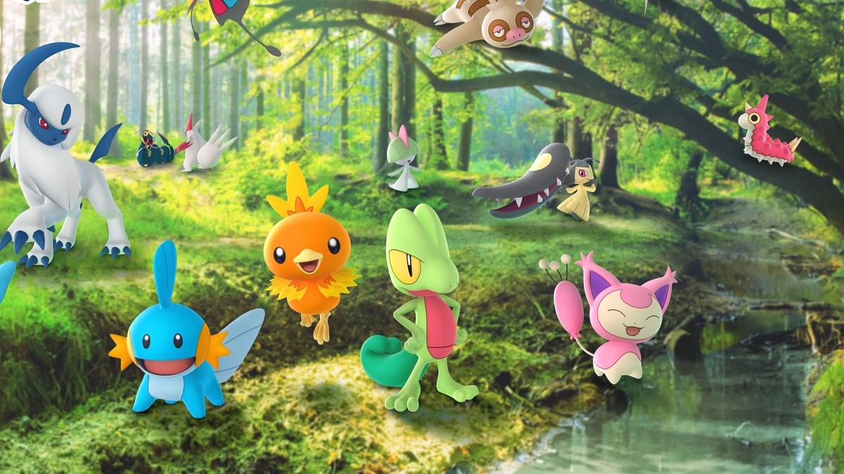 Pokemon GO revive