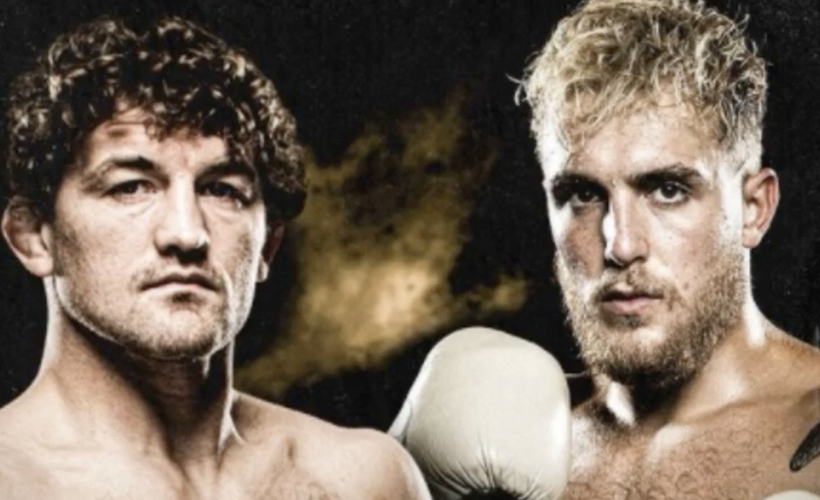ben askren v jake paul boxing match