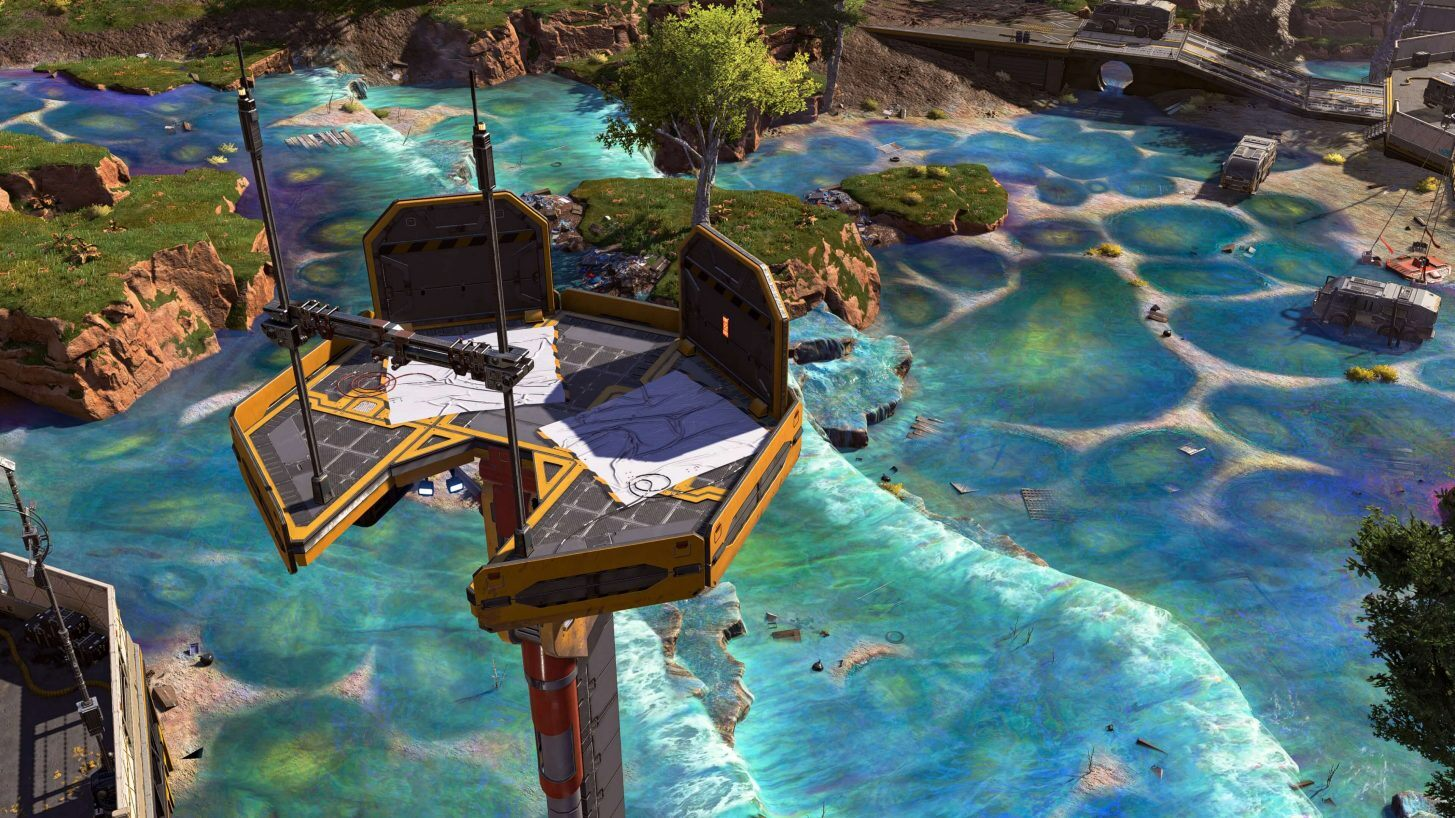 Observation Towers in Apex Legends