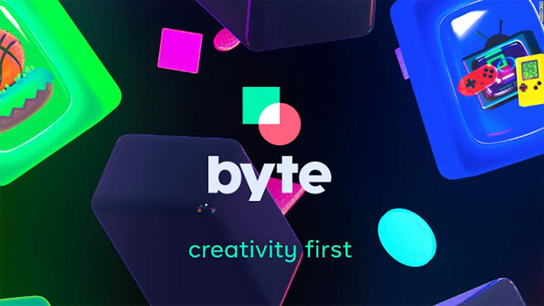 byte tiktok competitor creativity first