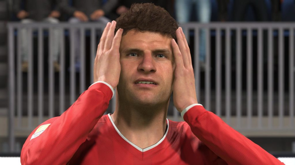 FIFA players should see a few less Ultimate Team games end right when they're about to score.