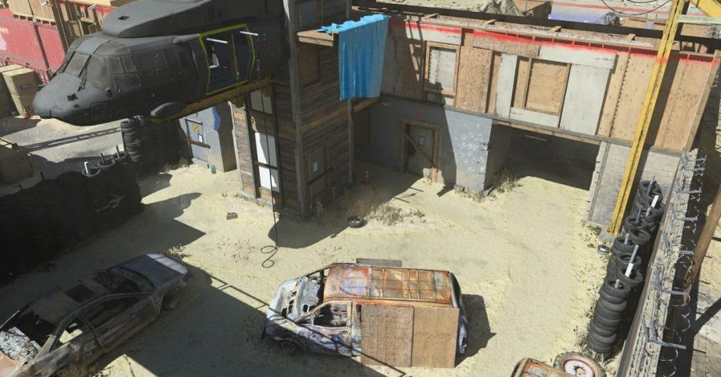 Modern Warfare Shoot House gameplay