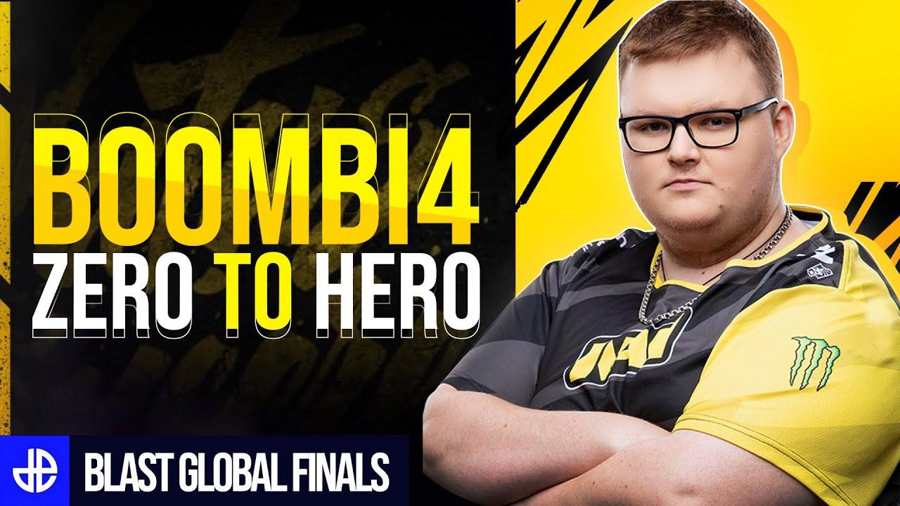 Boombl4 zero to hero CSGO