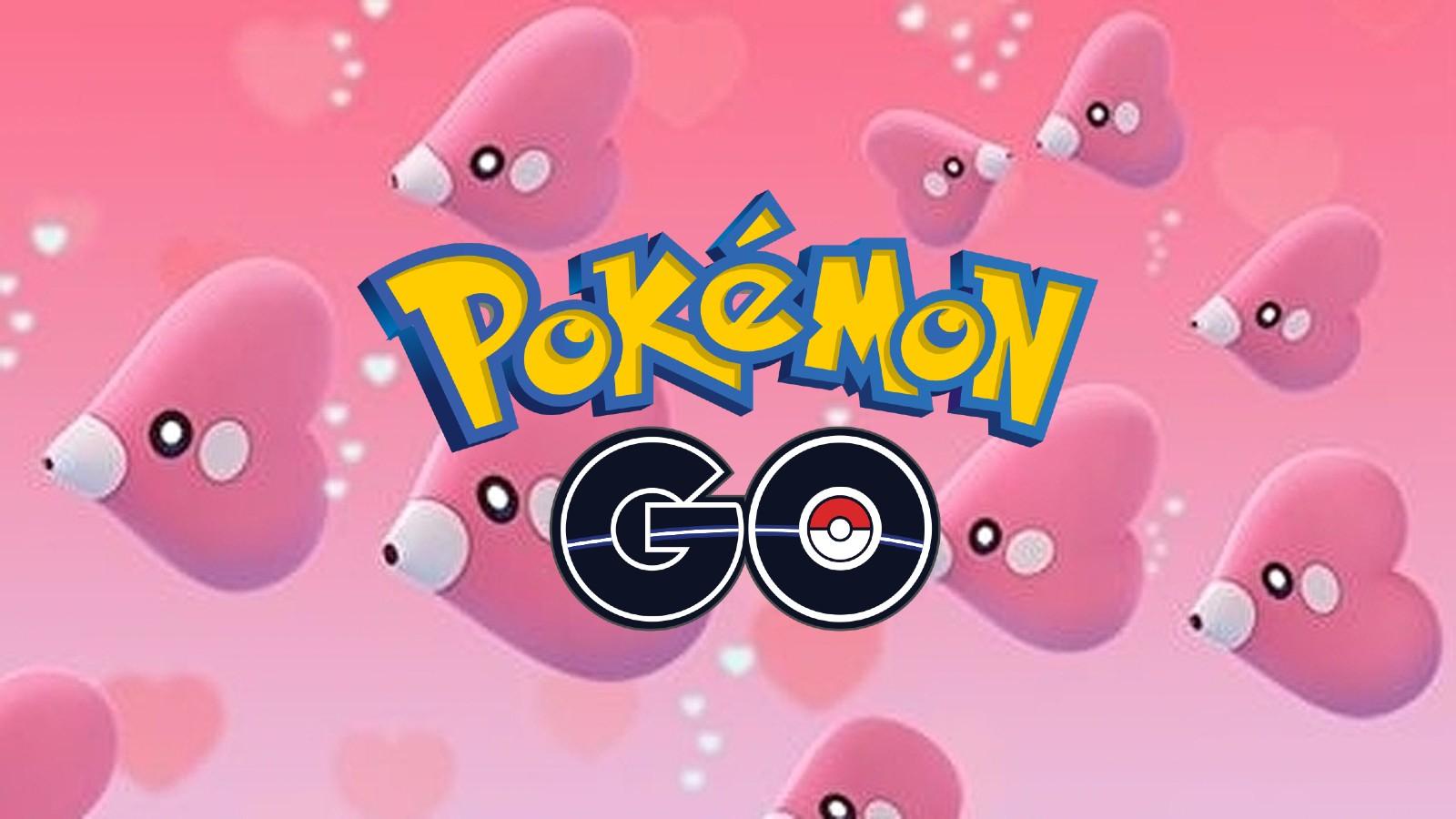 Pokemon GO Love Cup