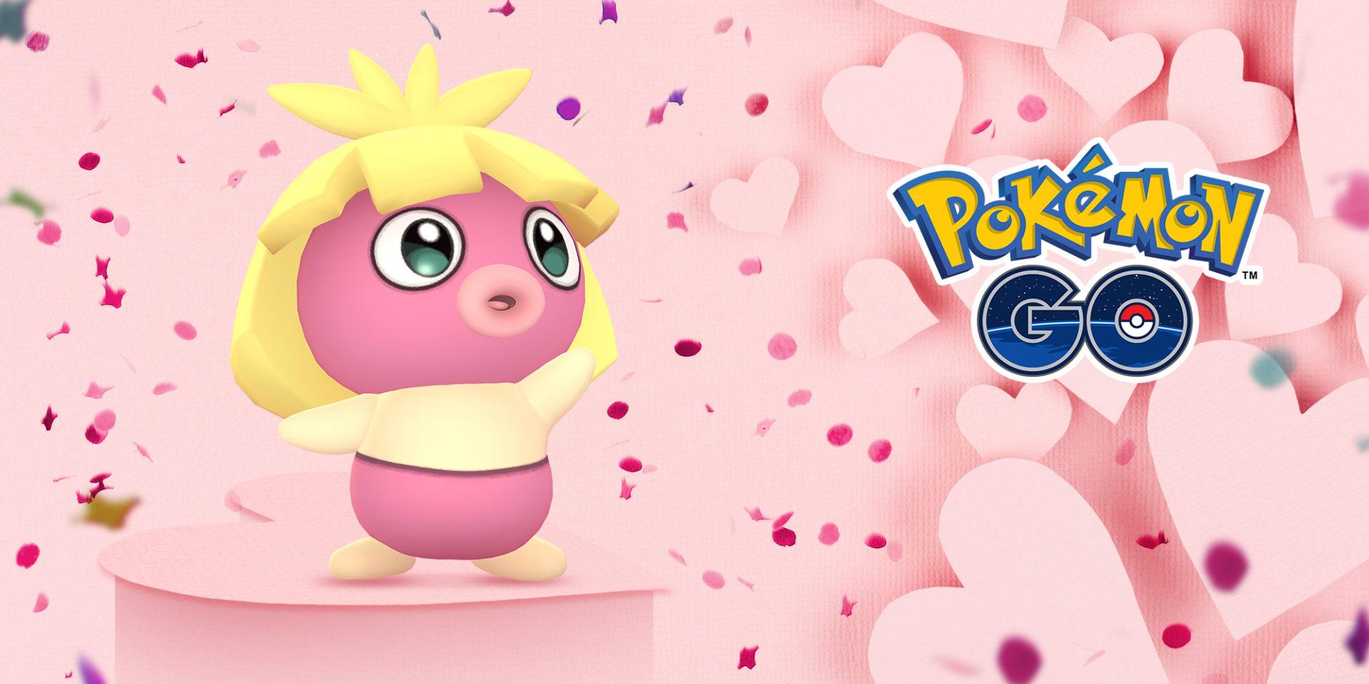 Pokemon GO Love Cup event