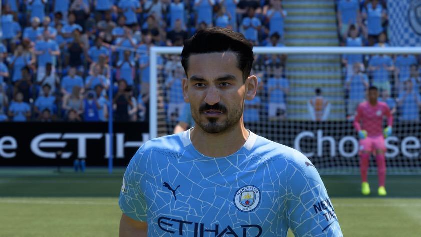 FIFA 21 gundogan