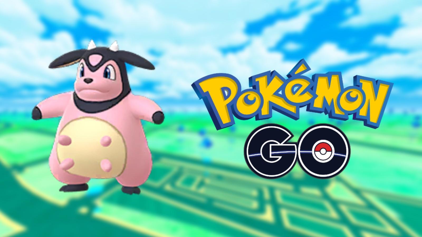 Miltank Pokemon GO