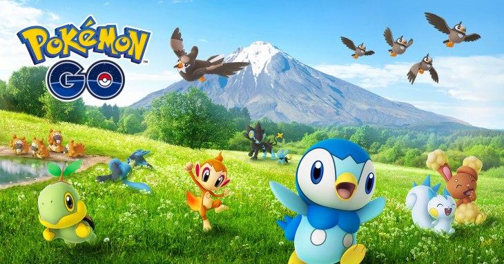 Pokemon Go graphic