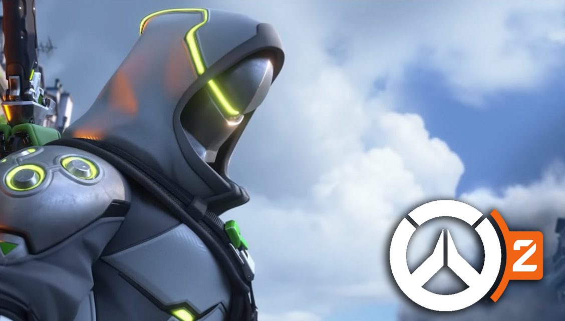 Overwatch 2 Genji design