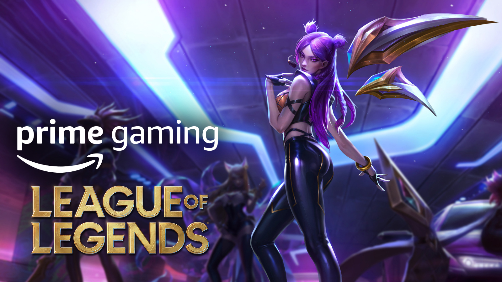 KDA Kai'Sa in League of Legends