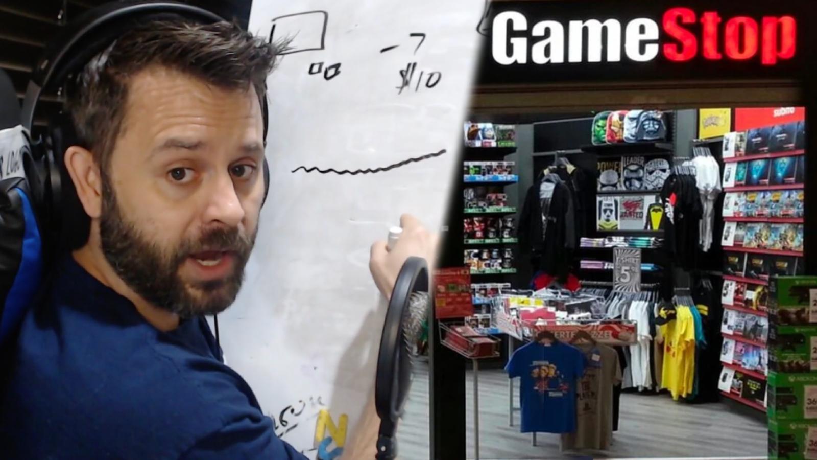 GameStop stock price explained
