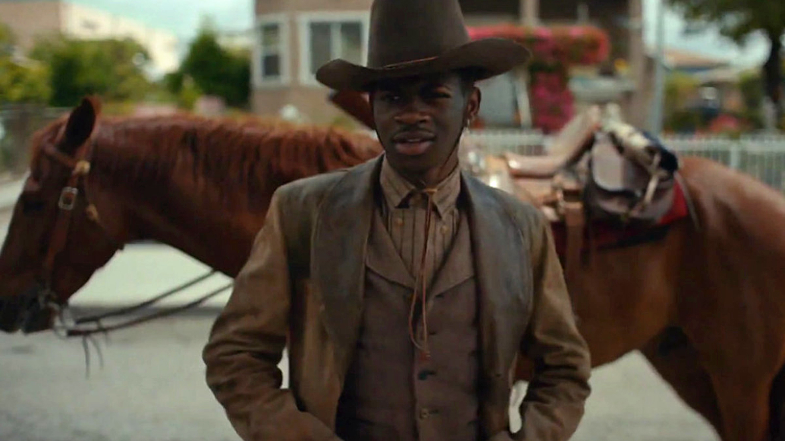 Lil Nas X in Old Town Road