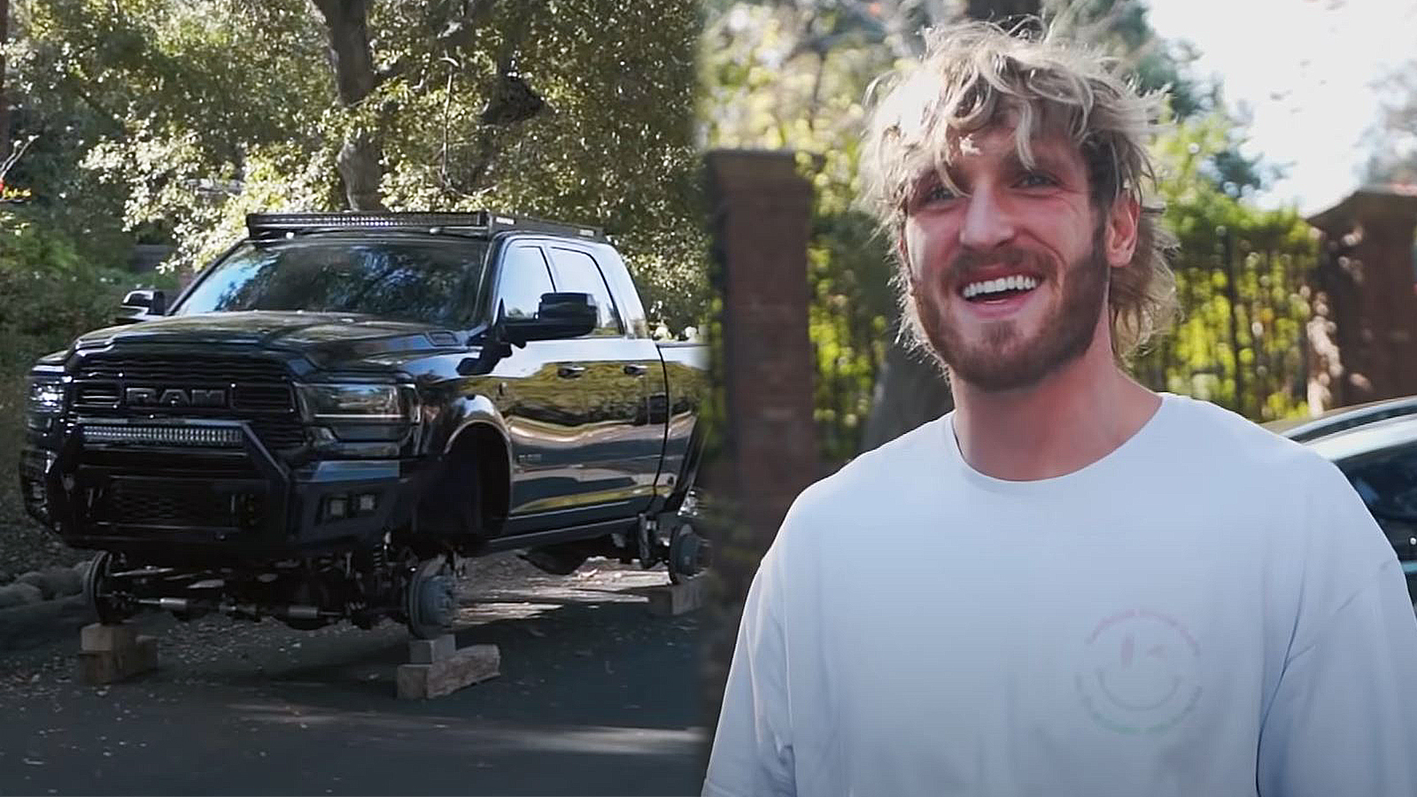 Logan Paul pranked by Diesel Brothers