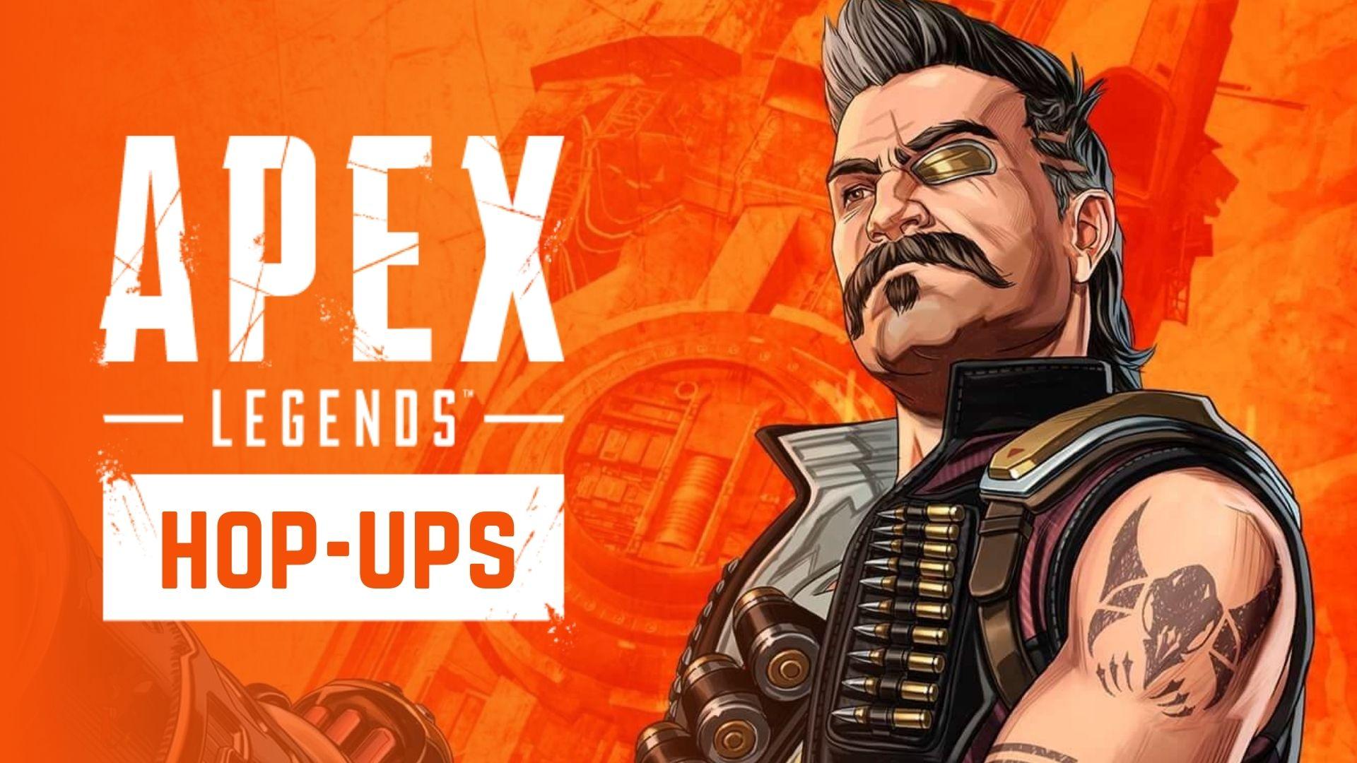 Apex Legends Season 8 hop ups