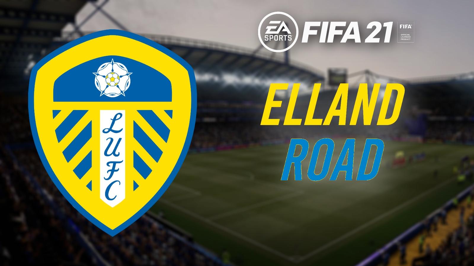 FIFA 21 elland road