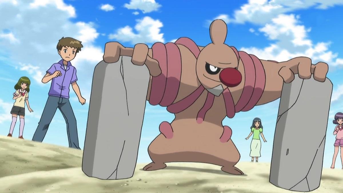 Conkeldurr Pokemon