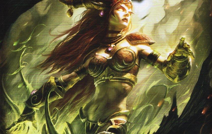 Alexstrasza World of Warcraft cosplay