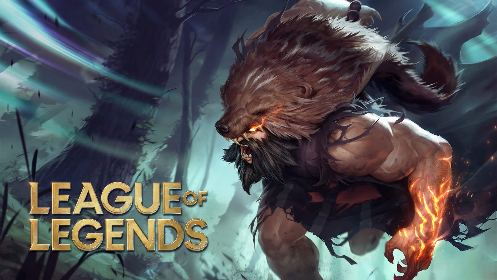 Udyr in League of Legends