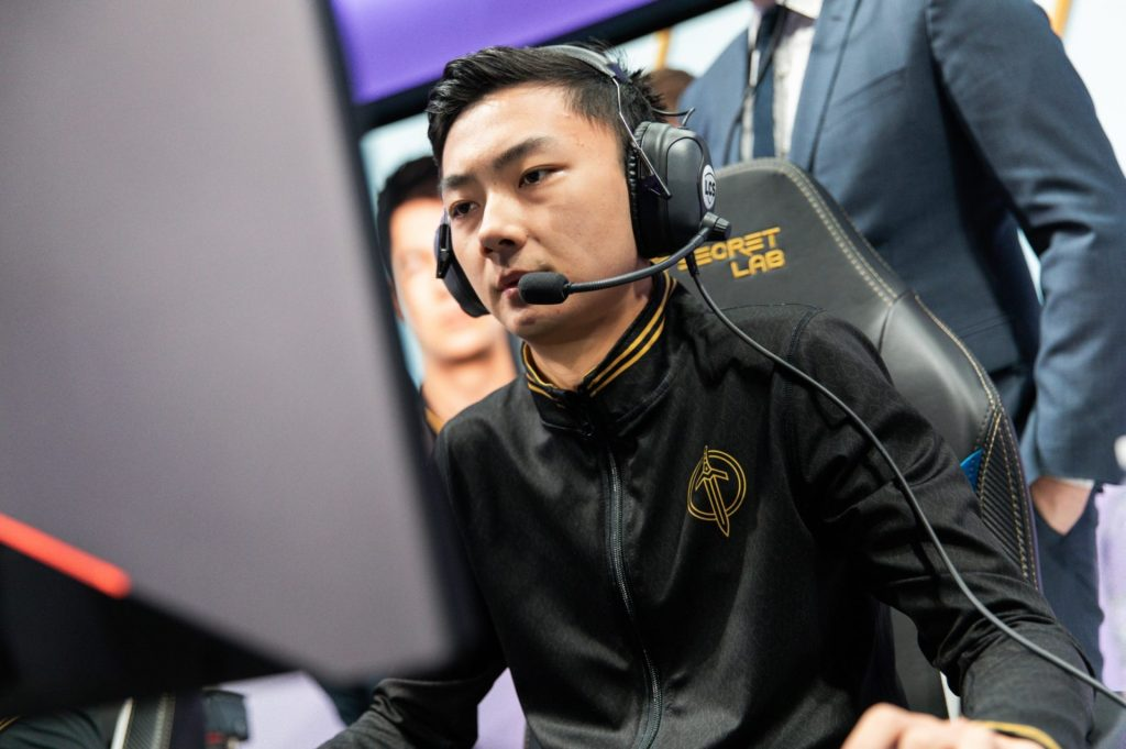FBI playing for Golden Guardians in LCS 2020