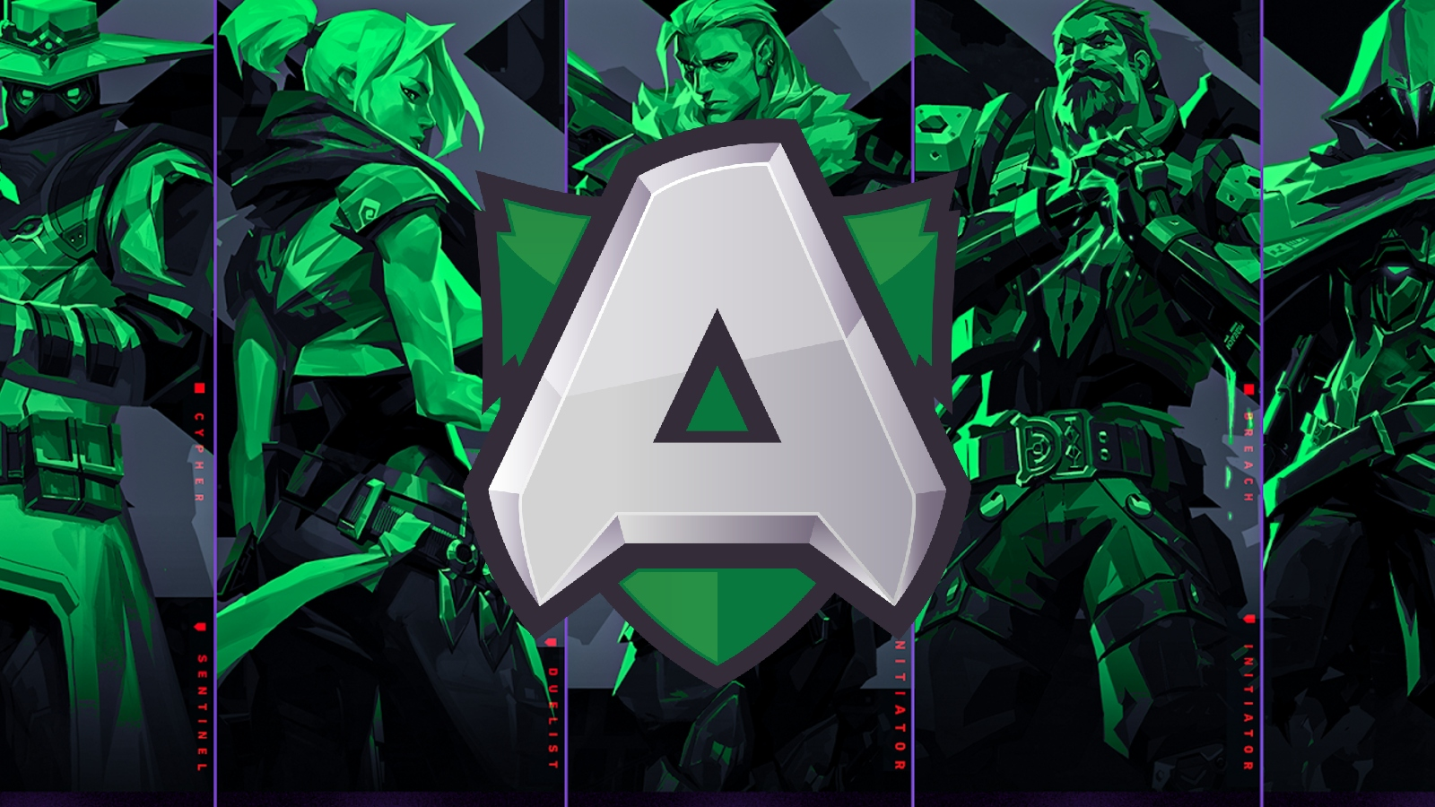 Alliance Valorant roster