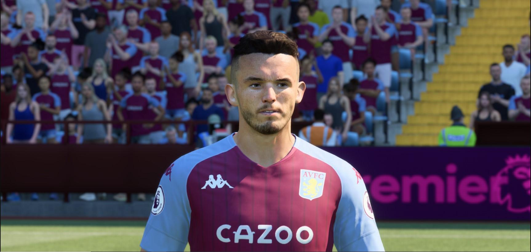 John McGinn in FIFA 21