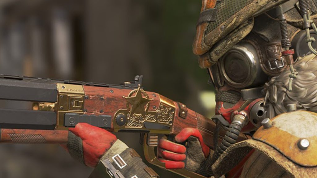 The Peacekeeper is all set for another season as a supply drop gun.