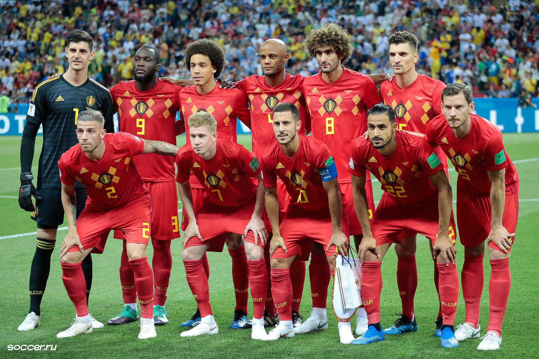 belgium national team 2018