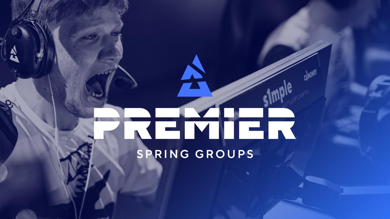 blast premier 2021 spring group stage