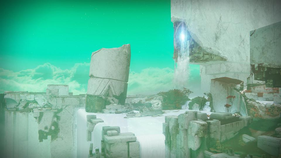 Destiny 2 Nessus gameplay