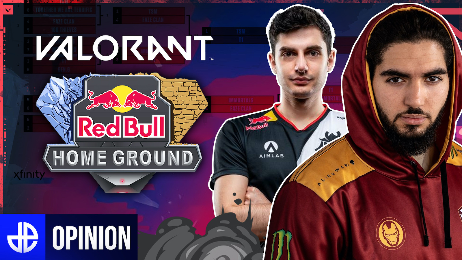 Valorant Red Bull Home Ground tournament opinion piece feature