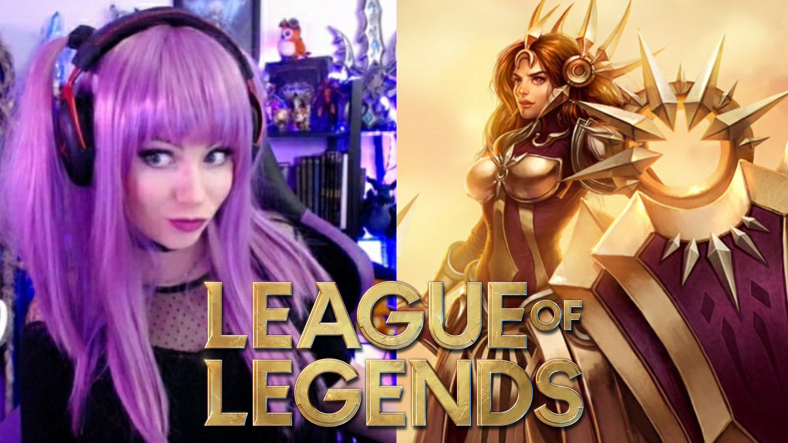 Cinderys Cosplay Leona League of Legends LoL