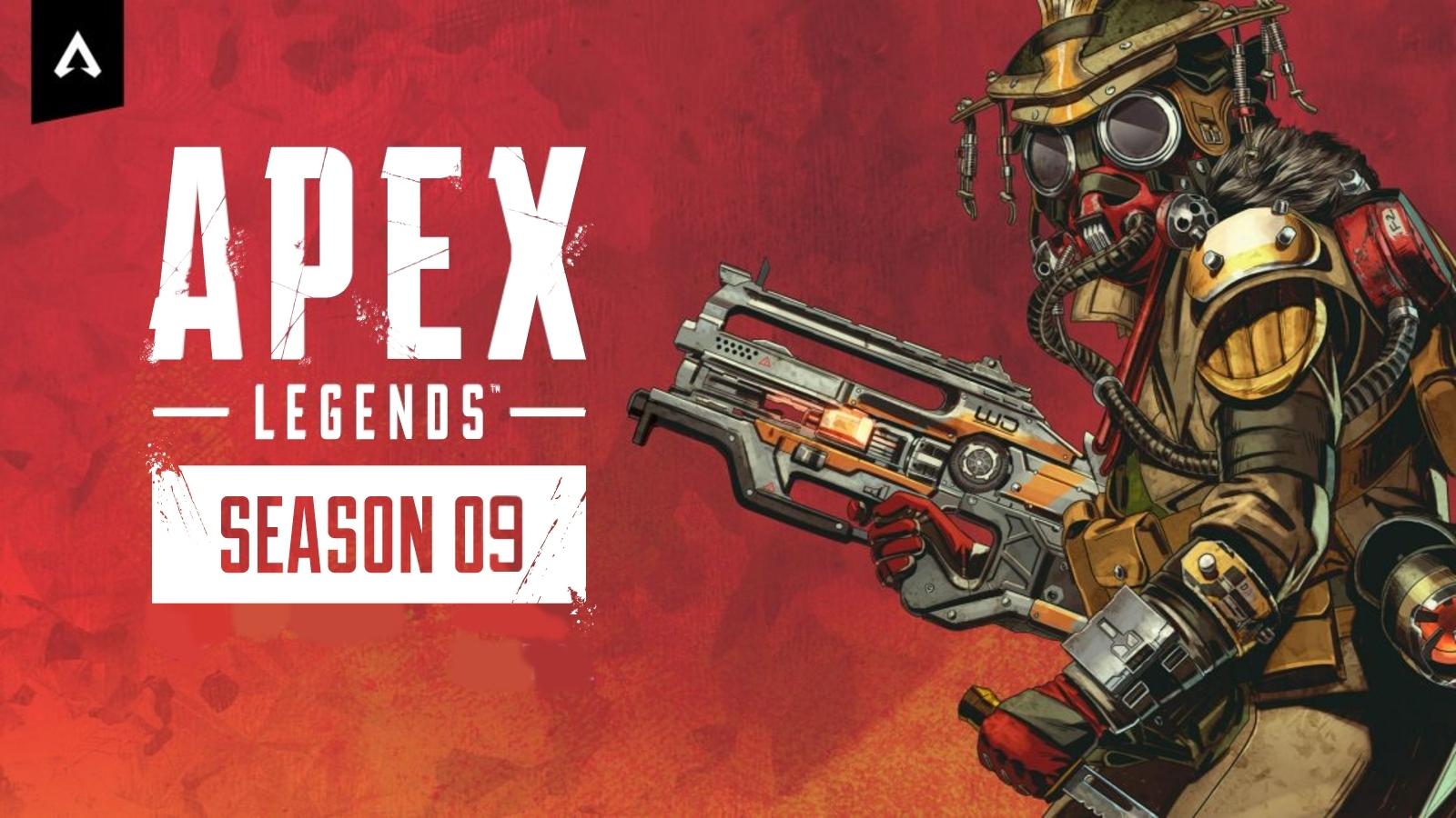 Season 9 Apex Legends