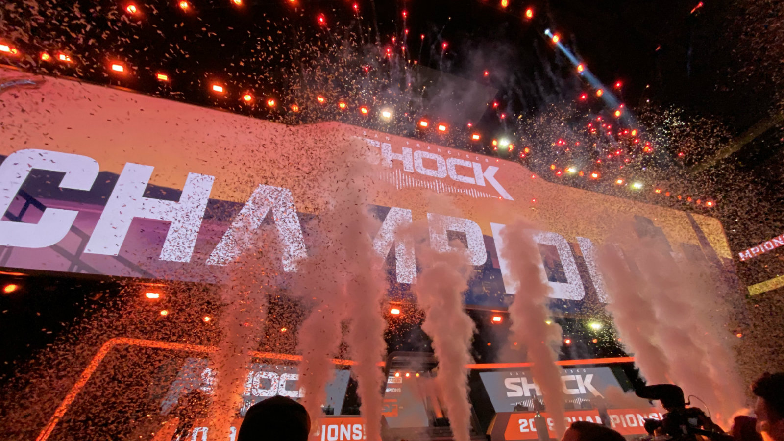 Shock win their first OWL championship