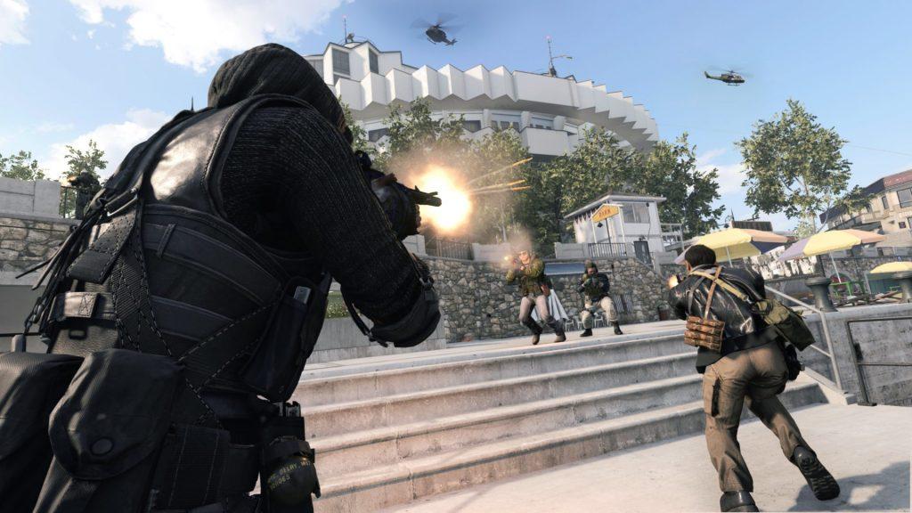 Endurance mode in Black Ops Cold War.