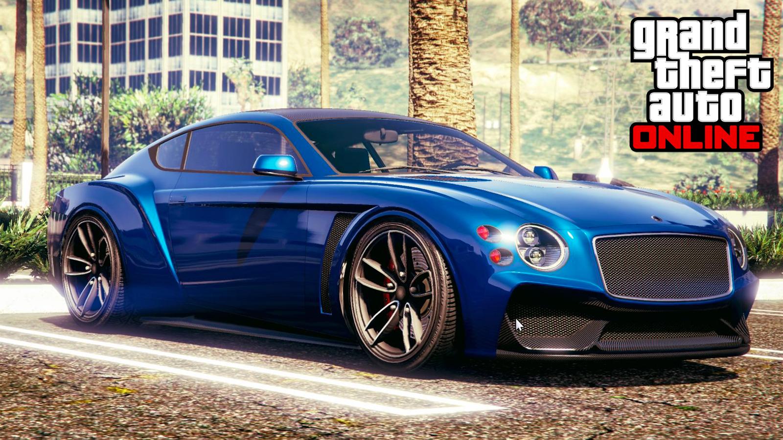 GTA Online Car