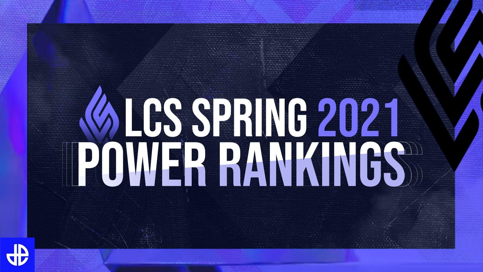LCS Spring 2021 header