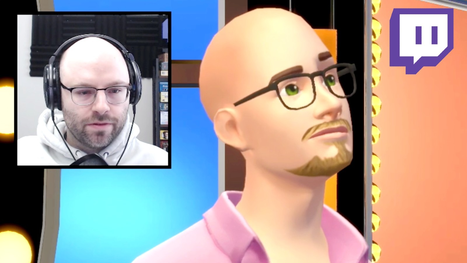 Twitch streamer Northernlion plays Family Feud