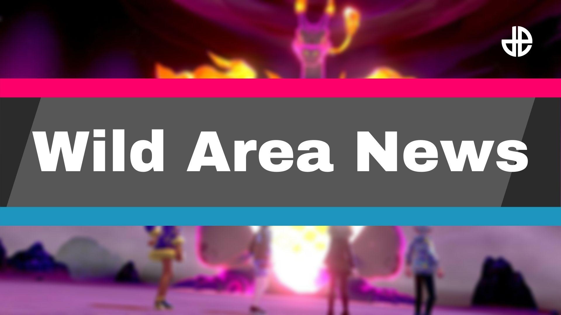 Pokemon wild area max raid battles