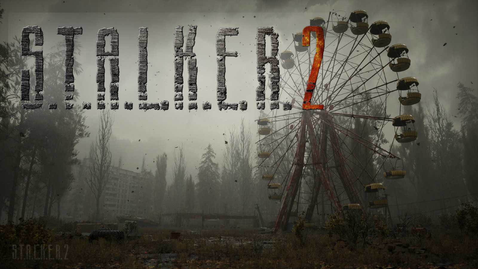 S.T.A.L.K.E.R 2 Chernobyl Ferris Wheel In-Game