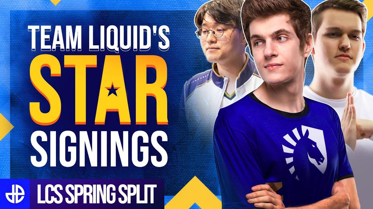 Team Liquid LoL